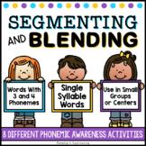 Segmenting and Blending
