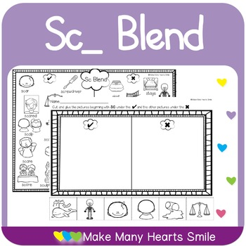 Easy 10: Sc Blend