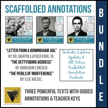 Scaffolded Annotations Bundle