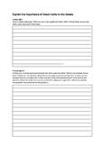 Scaffolded Essay