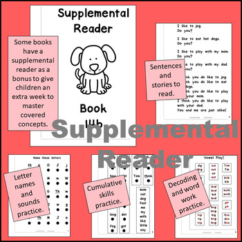 Scaffolded Guided Reading Series - Book Fourteen with Bonus Supplemental Reader