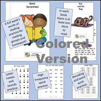 Scaffolded Guided Reading Series - Book  Seventeen