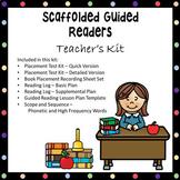 Scaffolded Guided Reading Series Teacher's Kit