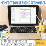Scaffolded Reading Responses: Nonfiction for Google Drive™