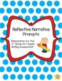 Scaffolded Reflective Narrative Prompts