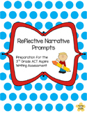 Scaffolded Reflective Narrative Prompts