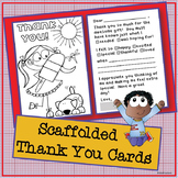 Christmas (and other occasions) Thank You Cards