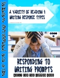 Scaffolded Writing for Performance Tasks for Struggling Writers & Readers Vol. 2
