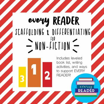 Scaffolding & Differentiating Nonfiction
