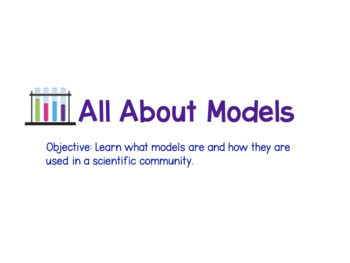 Scaffolds for NGSS Developing and Using Models - For Middle School