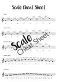 Scale Cheat Sheet