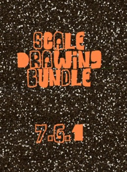 Scale Drawing Bundle 7.G.A.1