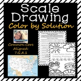 Scale Drawing Worksheet