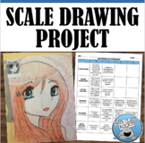 SCALE DRAWING PROJECT!