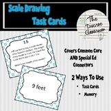 Scale Drawing Task Cards
