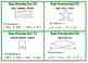 Scale Drawing Task Cards BUNDLE Proportion Common Core 7.G.1