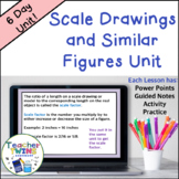 Scale Drawing and Similar Figures Unit