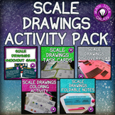 Scale Drawings Activity Bundle