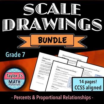 Scale Drawings Bundle