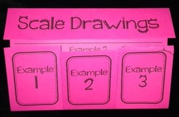 Scale Drawings (Foldable)