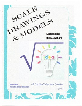 Scale Drawings & Models: 21st Century Classroom Re-Design