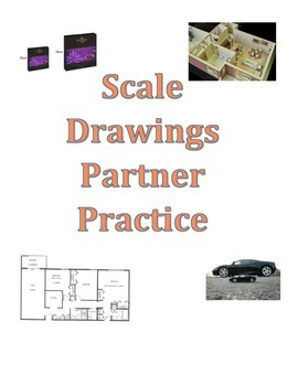 Scale Drawings Partner Practice
