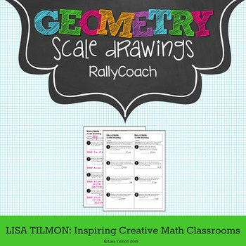 Scale Drawings RallyCoach Activity