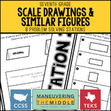 Scale Drawings of Geometric Figures