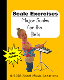 Scale Exercises for the Bells- Major Scales