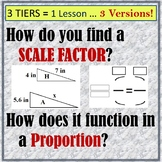 Scale Factor (3 versions!)