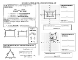 Scale Factor & Dilation Notes & GP
