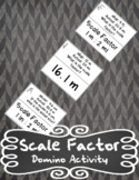 Scale Factor Domino Activity