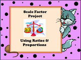 Scale Factor Project Based Learning and Rubric