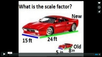 Scale Factor Rap with Slideshow