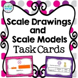 Scale Factor: Scale Models and Scale Drawings Task Cards: 7.G.1