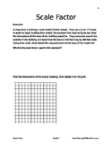 Scale Factor Worksheets