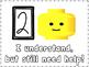 Scale Legos