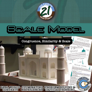 Scale Model -- Integrated Geometry & Architecture STEM Project