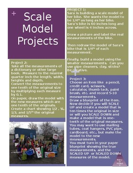 Scale Model Projects