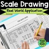 7.G.A.1 Scale Drawings Activity, 7th Grade Math