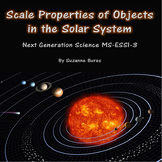 Scale Properties of Objects in the Solar System: NGS - MS-ESS1-3