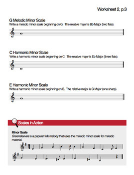 Scale Sleuth™ | Musical Scales: Breaking the Code (Workbook)