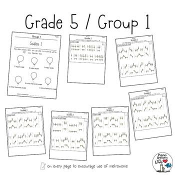 Scale Stars ABRSM Grade 5