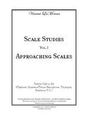 Vol. 1: Approaching Scales (Cl, Bs Cl, Sop/Ten, Tpt)