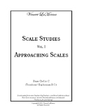 Vol. 1: Approaching Scales (Trombone/Euphonium)