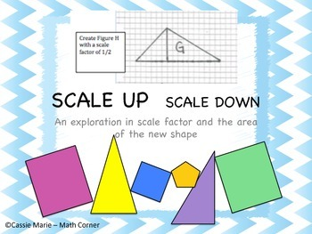 Scale Up - Scale Down