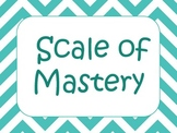 Scale of Mastery~ Chevrons