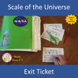 Scale of the Universe Introduction (cut & paste) Activity
