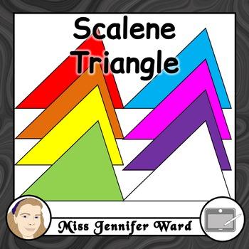 Scalene Triangle Clipart