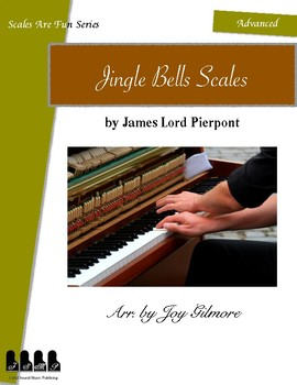 Scales Are Fun Series: Jingle Bells Scales Technique exercise for advanced level